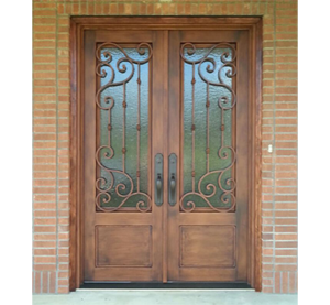 residential replacement and new construction doors